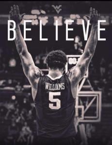 WVU Believe